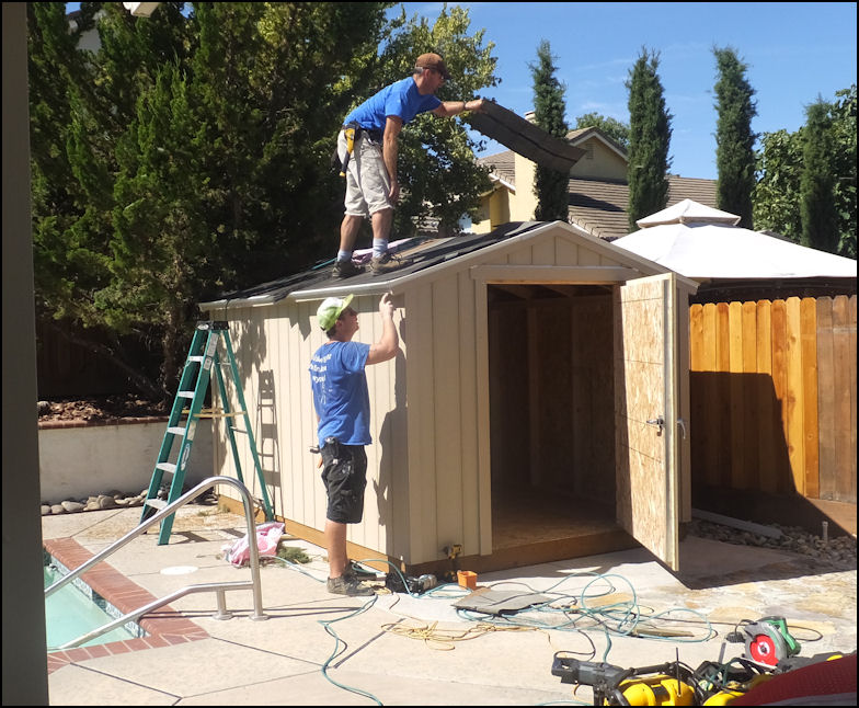 gm roof diagram tuff shed is installed at renchapolis - roseville, ca #12