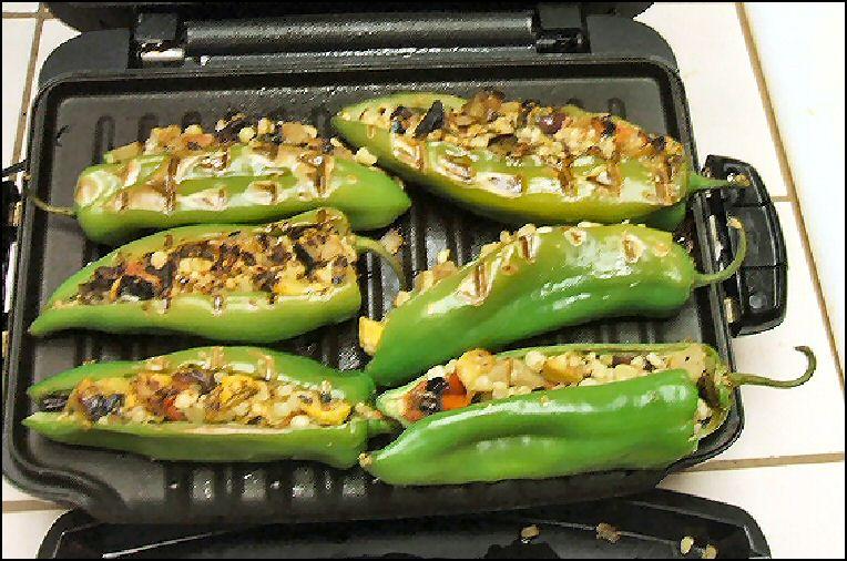 chile pepper recipes
