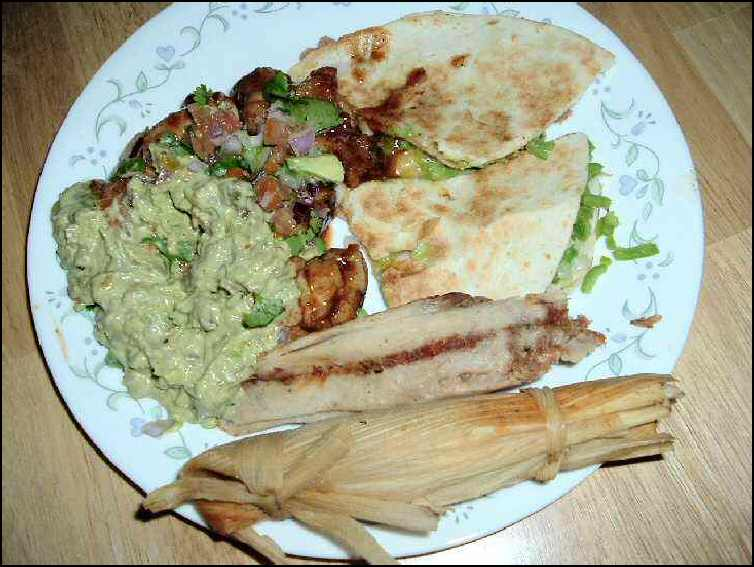 Recipe for basic tamales, day three of Superbowl tamale ...