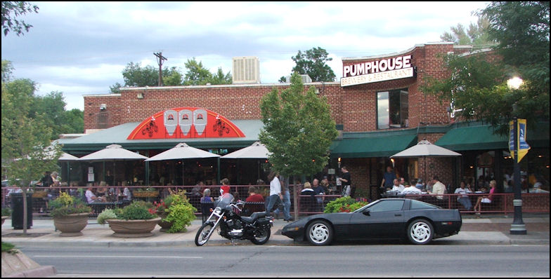 Review Ofpumphouse Brewery And Restaurant Longmont Colorado