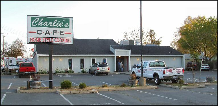 Photo Charlie S Cafe Is Located At 8000 Auburn Blvd In Citrus Heights Ca Just A Few Miles Northeast Of The State Capital City Sacramento