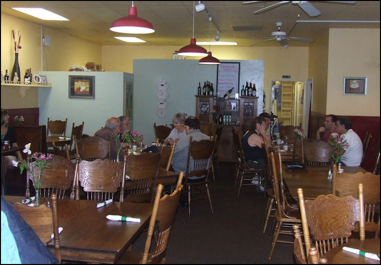 Review of Evan\'s Kitchen and Catering...