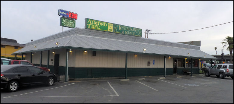 Breathe A Sigh Of Relief If You Re Looking For Real Food During The Graveyard Hours As Turlock Is Home To Almond Tree Restaurant And Lounge