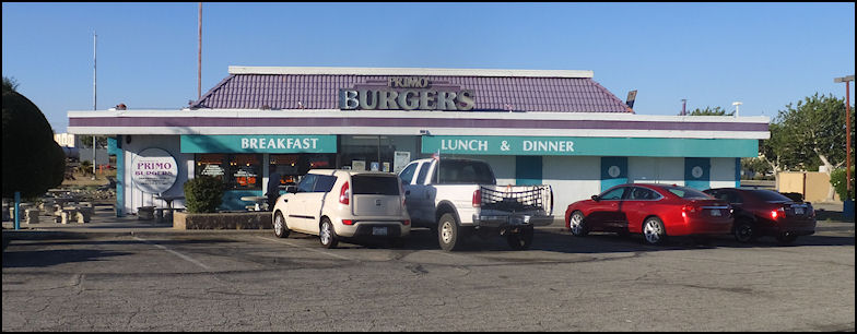 Review Of Primo Burgers Mojave Ca