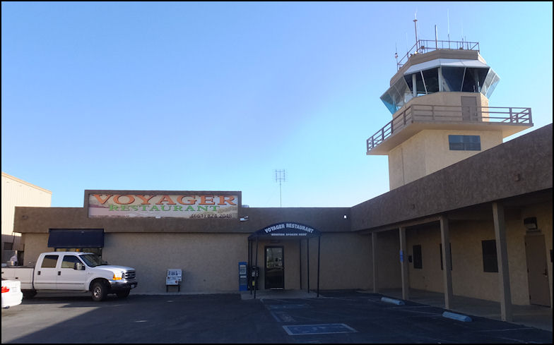 Review Of Voyager Restaurant Mojave Ca
