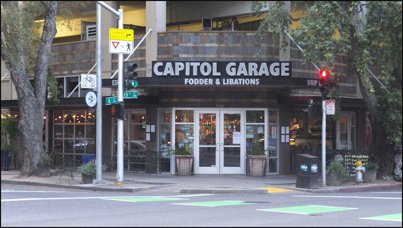 Review of capitol garage downtown sacramento as its lighted the garage makes an impressive sight on the pre dawn tuesday morning april 04 2017 solutioingenieria Images