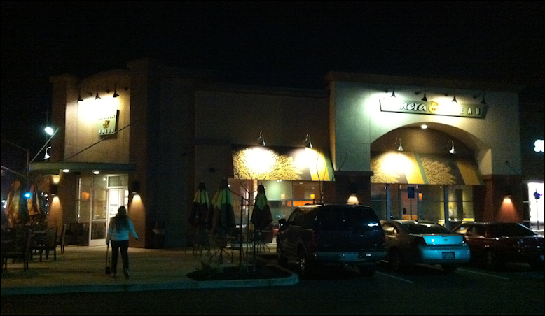Review of panera bread arden arcade sacramento ca for Ultra glass sacramento ca