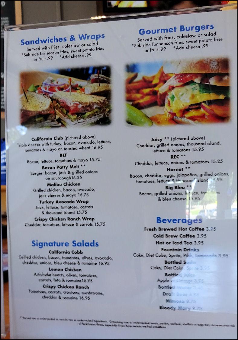 Review of Rivers Edge Cafe   Sacramento, CA