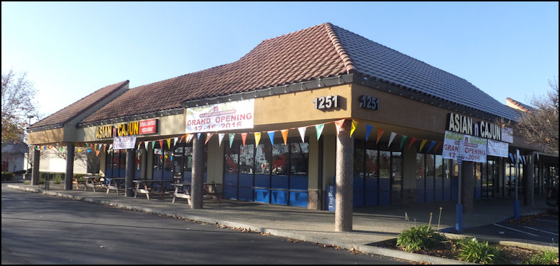 The asian touch roseville