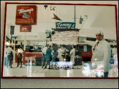 Original Tommy S World Famous Hamburgers In San Diego Ca