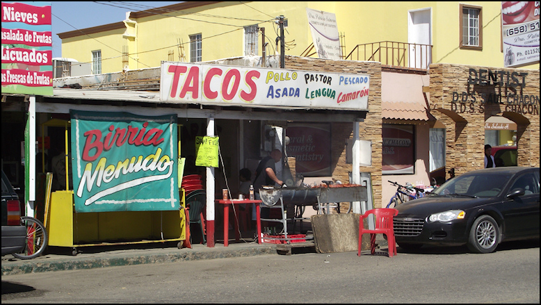 Review Of Molcas Taco Shop Los Algodones Mexico