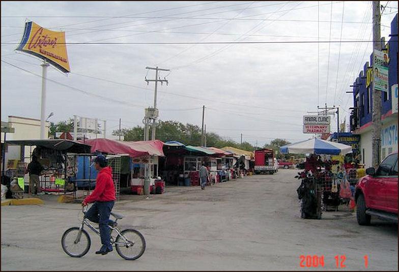 Taqueria Victor - Nuevo Progreso, Tamaulipas, Mexico