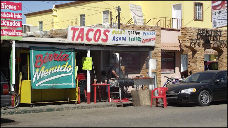 Review Of Molcas Taco Shop Los Algodones Mexico