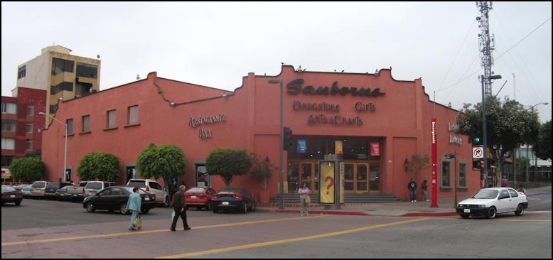Review of sanborn 39 s hermanos zona centro tijuana baja for Sanborns restaurant mexico