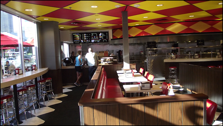review of fatburger on the strip in las vegas. Black Bedroom Furniture Sets. Home Design Ideas